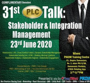 31th PLC Talk - Stakeholder_Integration